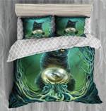 Black Cat Wicca Bedding Set HD02754