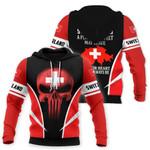 Ligerking™ Switzerland Pullover Hoodie HD02089