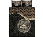 Ligerking™ Samoa Quilt bedding set HD02297