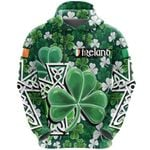 Ireland Hoodie - Irish Shamrock - St Patrick's Day HD01866