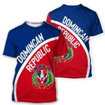 Republic Dominican Shirt 02501
