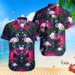 Ligerking™ Flamingo Polo Shirt All Over Print HD03103
