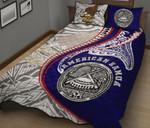 Ligerking™ Samoa Quilt bedding set HD02294