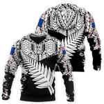Ligerking™ New Zealand Aotearoa Maori all over print HD02774