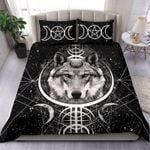 Wolf Wicca Bedding Set HD02749