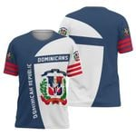 Republic Dominican Shirt 02492