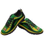 Ligerking™ Jamaica Flag Sneakers Sport HD02919