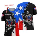 Ligerking™ Puerto Rico Shirt 02647