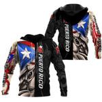 Ligerking™ Puerto Rico Hoodie 02848