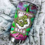 Ligerking™ 420 Don't care Bear Tumbler HD01667