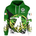 Ireland Hoodie - Irish Hurling HD01837
