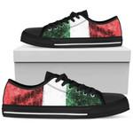 Ligerking™ Italy Darken Flag Low Top Shoes HD02578
