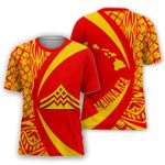 Hawaii Polynesian Mauna Kea Shirts and Shorts - Circle Style hado4789A