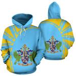 Ligerking™ Saint Lucia Hoodie Premium Style HD02463