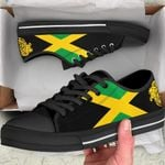 The Lion In Jamaica Low Top Shoes HD02527