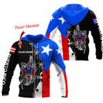 Ligerking™ Puerto Rico Hoodie 02647