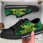 Ligerking™ Jamaica Flag Low Top Shoes HD02882