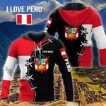 Ligerking™ Peru Hoodie 02918