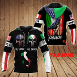 Ligerking™ Customize Italy All Over Print Hoodies HD02378