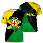 Ligerking™ Jamaica Flag T-Shirt HD03216