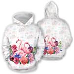 Ligerking™ Flamingo 3D Hoodie HD03104