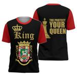 Ligerking™ Puerto Rico Shirt 02175