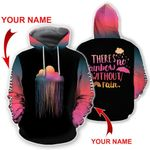 Ligerking™ Rainbow Rain Hoodie 3D all over print HD02376