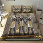 Ancient Egypt Horus Anubis Bedding Set HD03180