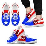 Ligerking™ Puerto Rico Sneakers Sport 02916