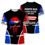Ligerking™ Puerto Rico Shirt 02163