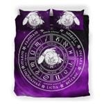Magic Crystal Ball Wheel Of The Year Bedding Set HD02742