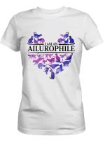 Ligerking™ Ailurophile Cat Lover T-shirt HD02609