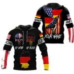 Ligerking™ Customize Germany All Over Print Hoodies HD02641