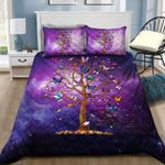 Butterfly Quilt Bedding Set HD02449