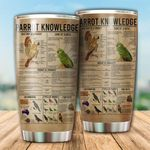 Ligerking™ Parrot Knowledge Tumbler HD02802