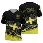 Wales - Welsh Saint David Special T-shirt HD01558