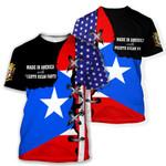 Ligerking™ Puerto Rico Shirt 02177