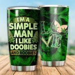 Ligerking™ 420 Simple Man Tumbler HD02808