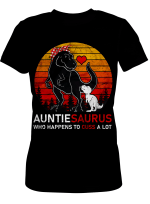Auntie Saurus Who Happens To Cuss A Lot HD03112