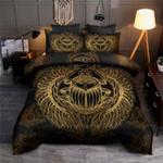 Golden Scarab Bedding Set HD03181