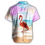 Ligerking™ Flamingo Polo Shirt All Over Print HD03083