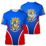 Ligerking™ Puerto Rico Shirt 02169