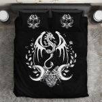 Dragon Wicca Bedding Set HD02746