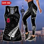 Ligerking™ New Zealand Tank top, Leggings HADO2312