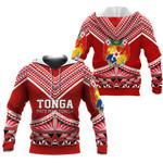 Tonga Hoodie - Polynesia Mate Ma'a  HD02842