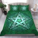 Green Star Wicca Bedding Set HD02738