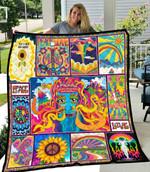 Ligerking™ Hippie Quilt AOP 04120