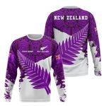 Ligerking™ New Zealand Aotearoa special all over print hoodie HD02713