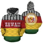 Ligerking™ Hawaii Polynesian Hoodie HD02523