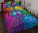 Ligerking™ Colorful Hippie Bedding Set 04200